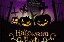 Free vector Vector background  halloween posters beautiful background 04 vector