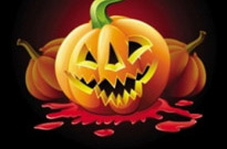 Free vector Vector background  halloween posters beautiful background 05 vector