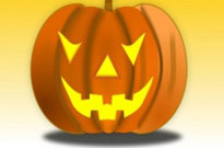 Free vector Vector clip art  Halloween Pumpkin Icon 64×64