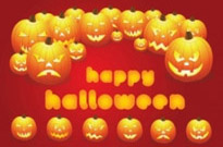 Free vector Vector misc  Happy Halloween