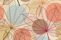 Free vector Vector background  leaves background 02 vector