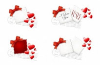 Free vector Vector misc  love stamp vector