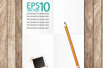 Free vector Vector background  notebook background 02 vector