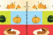 Free vector Vector misc  Pumpkin Things Vector