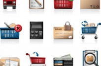 Free vector Vector icon  shopping icon vector