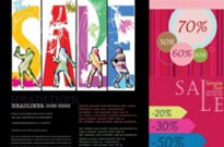 Free vector Vector misc  shopping page templates and elements of vector