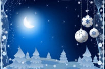 Free vector Vector background  the exquisite christmas ball background 01 vector
