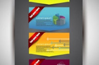 Free vector Vector banner  the fashion pages banner01vector