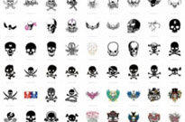 Free vector Vector misc  trend of skull vector series 2 54