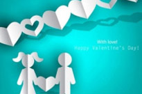 Free vector Vector Heart  valentine label elements 05 vector