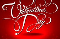 Free vector Vector background  valentine wordart background 04 vector