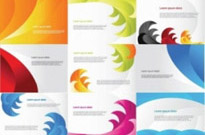 Free vector Vector misc  Various Color Business Cards Vector
