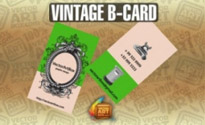 Free vector Vector misc  Vintage Business Card