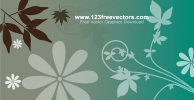 Free vector Vector background  Nature Background Free Vector