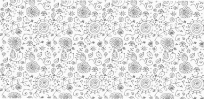 Free vector Vector floral  Nice Floral Background Vector