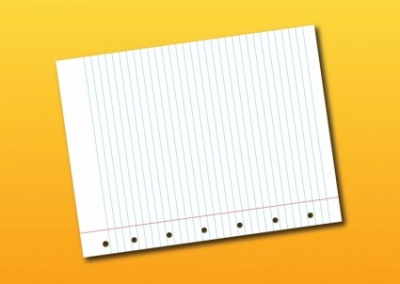Free vector Vector misc  Notebook Page Vector