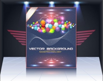 Free vector Vector background  panels background 03 vector