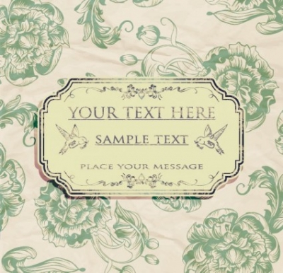 Free vector Vector background  pattern background 01 vector