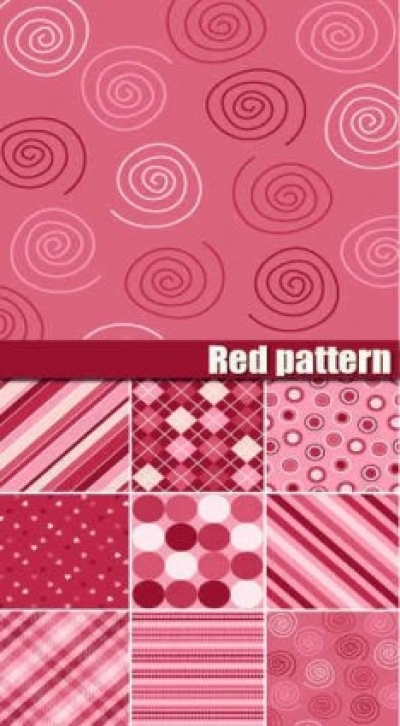 Free vector Vector background  Pink Pattern background vector graphics