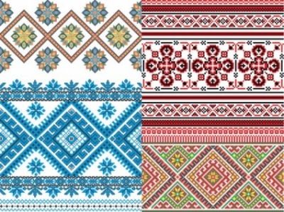 Free vector Vector background  pixels of the background pattern pattern vector