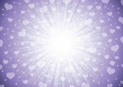 Free vector Vector background  Purple Love Background