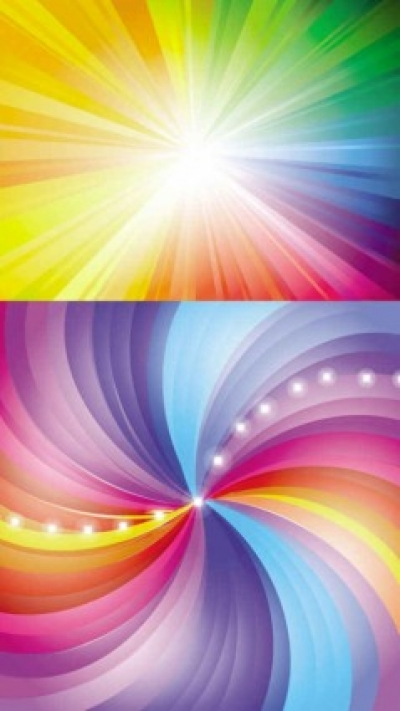 Free vector Vector background  Radiance vector background