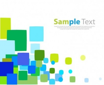 Free vector Vector background  Random Colored Square Vector Background