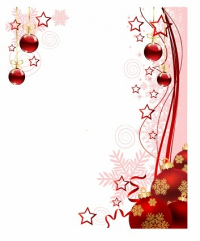 Free vector Vector Christmas  Red Christmas background