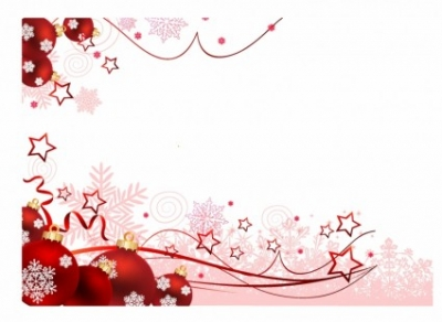 Free vector Vector background  Red Christmas background