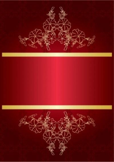 Free vector Vector background  red gorgeous background 02 vector
