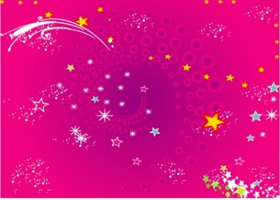 Free vector Vector background  Red stars Background