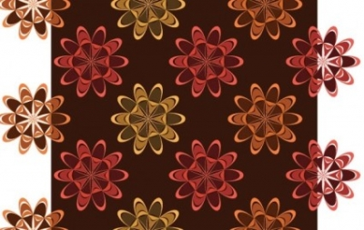 Free vector Vector background  Retro Background 7