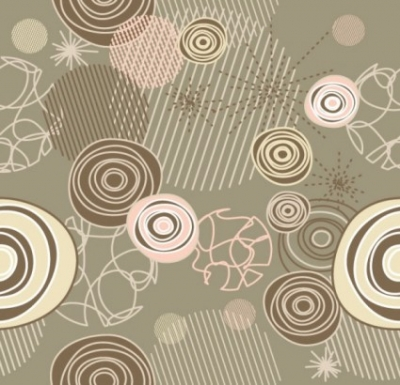 Free vector Vector background  retro pattern background 01 vector