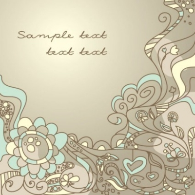 Free vector Vector background  retro pattern background 02 vector
