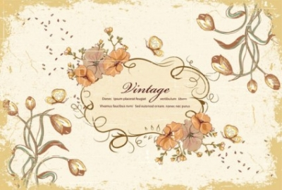 Free vector Vector background  retro pattern background 03 vector