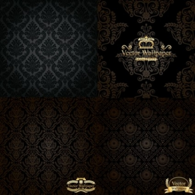 Free vector Vector background  retro shading background vector