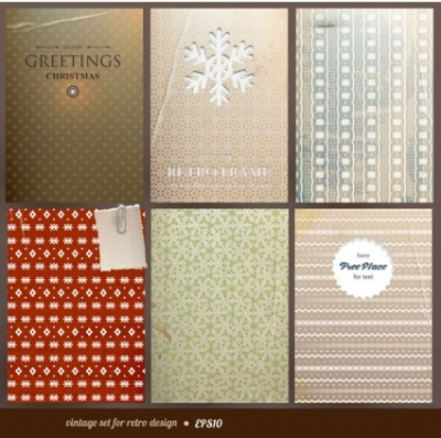 Free vector Vector background  retro texture background 2 vector