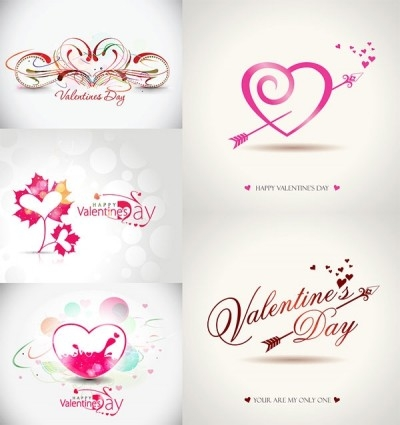 Free vector Vector Heart  romantic valentine day graphics vector