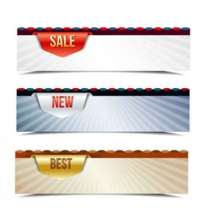 Free vector Vector background  sales banner vector