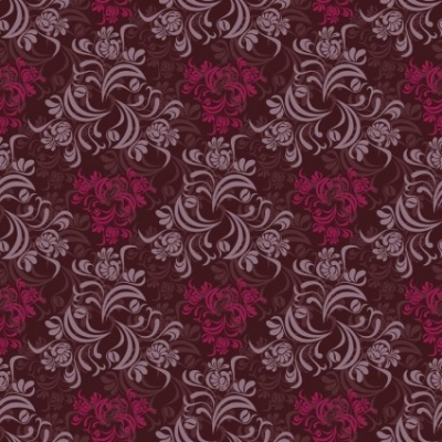 Free vector Vector floral  Seamless Floral Background Vector
