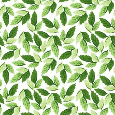 Free vector Vector pattern  Seamless Leaf Pattern Vector Background