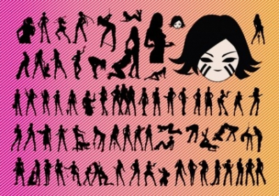 Free vector Vector people  Sexy Girls Graphics