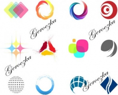 Free vector Vector misc  simple color logo vector