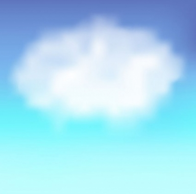 Free vector Vector background  Sky clouds background vector