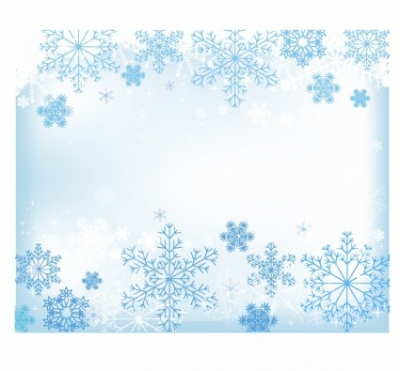 Free vector Vector background  Snow background
