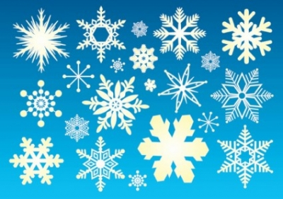 Free vector Vector misc  Snow Graphics