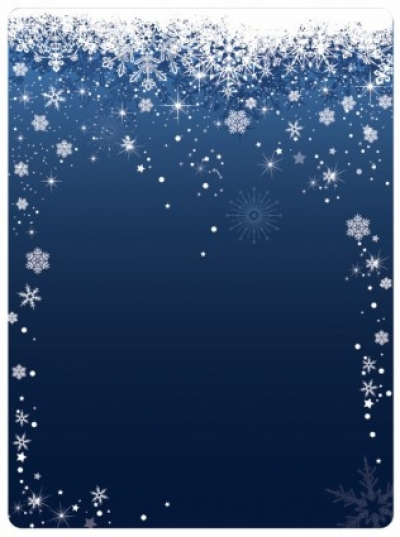 Free vector Vector background  Snowflake Background