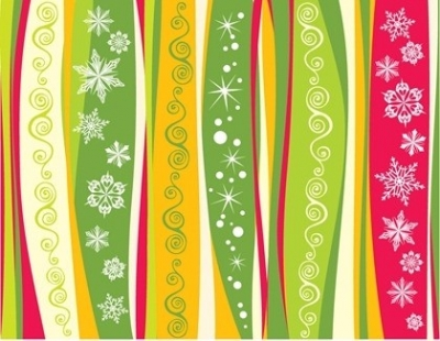 Free vector Vector background  Snowflake Christmas Background Vector Material