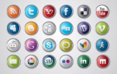 Free vector Vector icon  Social Media Icon Pack