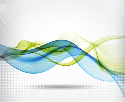 Free vector Vector background  Soft Wave Background